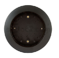 Bea 10BOX45RNDFM, 4.5 inch round flush mount box