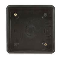 Bea 10BOX475SQSM, 4.75 inch square surface mount box