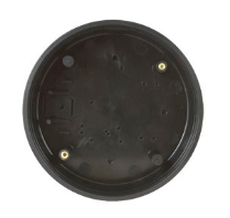 Bea 10BOX6RNDSM, 6 inch round surface mount box