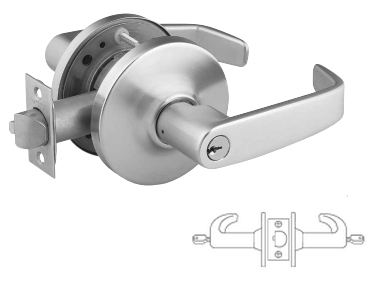Sargent 10G38 Classroom Security Lock