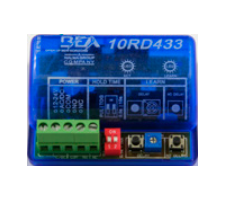 Bea 10RD433, 433 MHz digital receiver