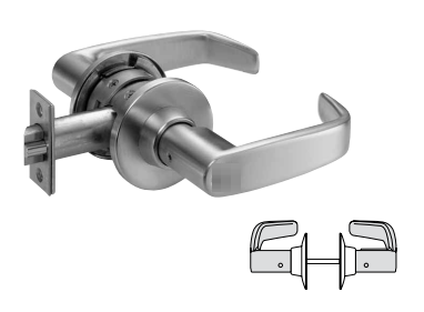Sargent 11U94 Double Lever Pull