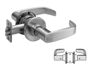 Sargent 11U94-2 Double Lever Pull
