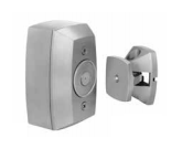 Sargent 1560-EN Electromagnetic Door Holder - Aluminum, Surface Mount