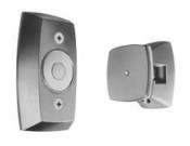 Sargent 1561-EN Electromagnetic Door Holder - Aluminum, Flush Mount
