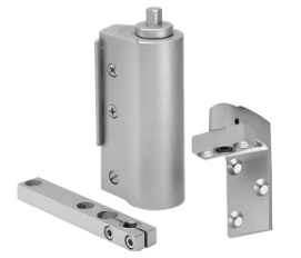 Rixson 356-689 Interior Gate Closers - Sprayed Aluminum