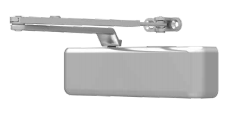 LCN 4031 CUSH Door Closer - CUSH-N-STOP Arm