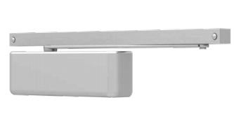 LCN 4040XPT DE Track Door Closer - Double Egress Arm