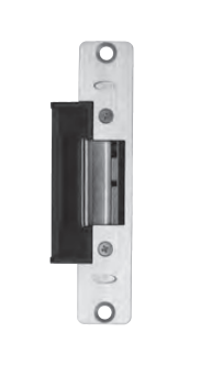 RCI 4105-32D Centerline Electric Strike - Fail Secure - Satin Stainless Steel