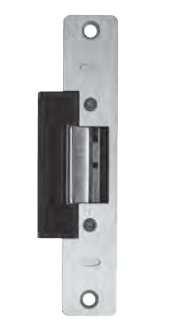 RCI 4107-32D Centerline Electric Strike - Fail Secure - Satin Stainless Steel