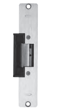 RCI 4108-32D Centerline Electric Strike - Fail Secure - Satin Stainless Steel