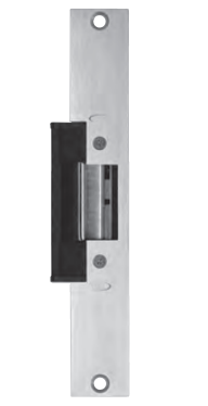 RCI 4119-32D Centerline Electric Strike - Fail Secure - Satin Stainless Steel