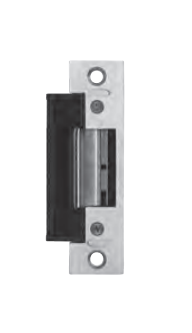 RCI 4114-32D Centerline Electric Strike - Fail Secure - Satin Stainless Steel