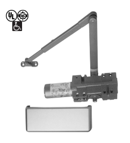S.Parker 441BC Heavy Duty Door Closer