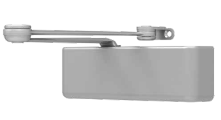 LCN 4511 EDA  AVB High Security Closer - Mounting Hinge (Pull Side) with Advanced Variable Backcheck