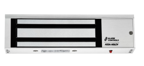 Alarm Controls 600LB Electromagnetic Lock with Bond Sensor Door Status Sensor \u0026 Status LED- For Single ...  sc 1 st  American Locksets & Alarm Controls 600LB Electromagnetic Lock with Bond Sensor Door ...