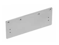 Corbin Russwin 754F20-689  Drop Plate For DC8200 Door Closers - Aluminum