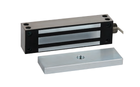 RCI 8380-32D GateMag Electromagnetic Lock For perimeter Gates - Brushed Stainless Steel