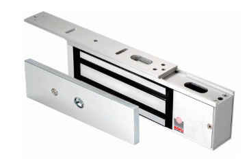Rofu 8612-BD Standard Single Magnet Lock With Bond Sensor \u0026 Door Status - Slide Mount - 1200LB ...  sc 1 st  American Locksets & Rofu 8612-BD Standard Single Magnet Lock With Bond Sensor \u0026 Door ...
