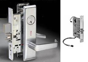 Yale 8890FL Electrified Mortise Lever lock - Fail Safe