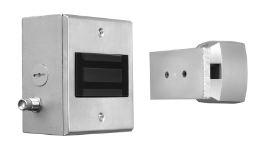 Rixson 993M 689 Surface Mount Electromagnetic Door Holder/Release with switch, Wall Mounted