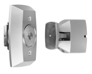 Rixson 998M Electromagnetic Door Holder/Release, Wall Mounted