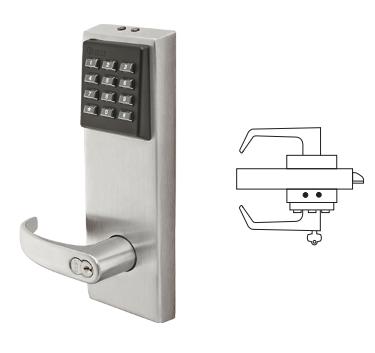 Stanley Best 9kz37dv Electronic Keypad Lever Lock