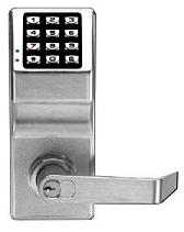 Trilogy DL2700IC Electronic Digital Lock w/ Interchangable Core