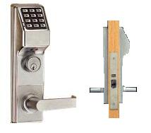 Alarm Lock Trilogy T3 DL3500CR Digital Mortise Lock W/Audit Trail - Classroom Function (Special Price)