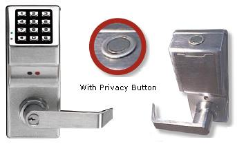 Alarm Lock Trilogy DL4100 26D Digital Lock with Audit Trail & Privacy Feature - Satin Chrome (Special Price)