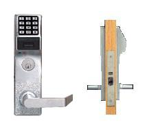 Trilogy PDL3500 Digital Proximity Mortise Lock w/Audit Trail