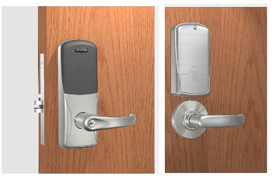 Schlage CO-200-MS-70-PR Mortise Proximity Reader - with Audit Trail - Classroom / Storeroom Function