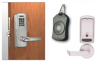 Schlage CO-220-MS-75-KP Mortise Keypad Lock - Computer Programmable W/ Audit Trail - Classroom Security