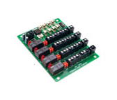 SDC CR4 Door Control Four Station Relay Module