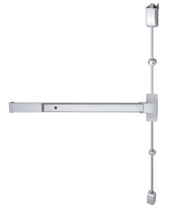 Cal Royal 5000v F5000v Surface Vertical Rod Panic Bar
