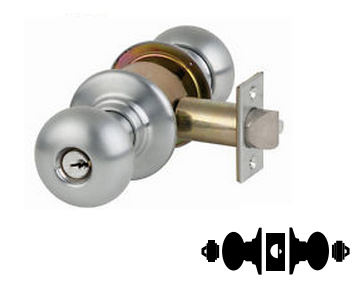 Schlage D66 Store Door Lock