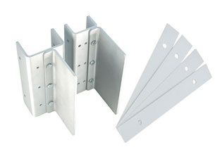 FMK - Bracket Kits Extend Access Control to Gates and Fences