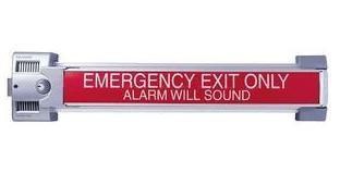 Von Duprin 2670 Guard X Exit Alarm Lock