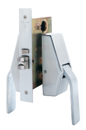 Schlage HL6 Push / Pull Latch (Hospital Latch) - Mortise Lock