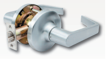 Arrow GL01SR26D - Passage Lever Set - Satin Chrome