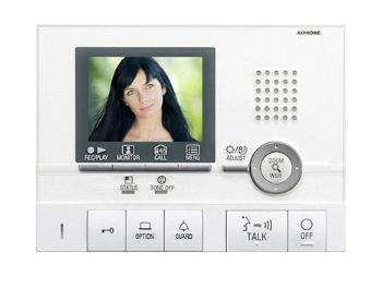 aiphone gt 2c hands free color video tenant station rh americanlocksets com