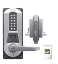 Kaba Eplex E5786XSWL-626-41 Double Sided - Prox - Mortise lock