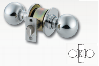 Arrow MK02 - Grade 2 Privacy/Bathroom Knob Set