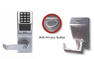 PDL4100 Prox Lock, Privacy type