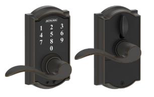 Schlage Touch Fe695cam716acc Keyless Touchscreen Lock