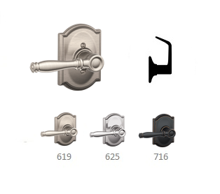 Sidential Locks Lever Sets Schlage Residential Levers