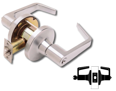Falcon T511 Entry / Office Lock