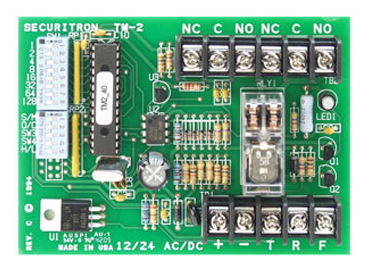 Securitron Tm 2 Time Master Ii Multi Function Timer