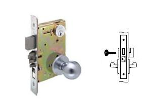 Yale 8802 Mortise Privacy Knob Lock