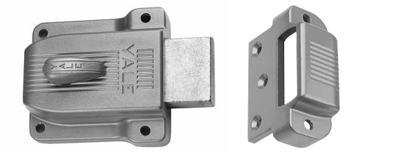 Yale 112 / 112F Series Heavy-duty Latchbolt